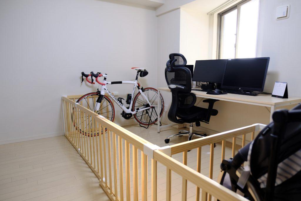 【インテリア紹介】ウチヤマ家の仕事部屋 ver2.0