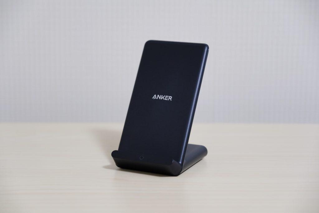 【スマホ充電のストレスがゼロに】Anker PowerWave 10 Stand(改善版)