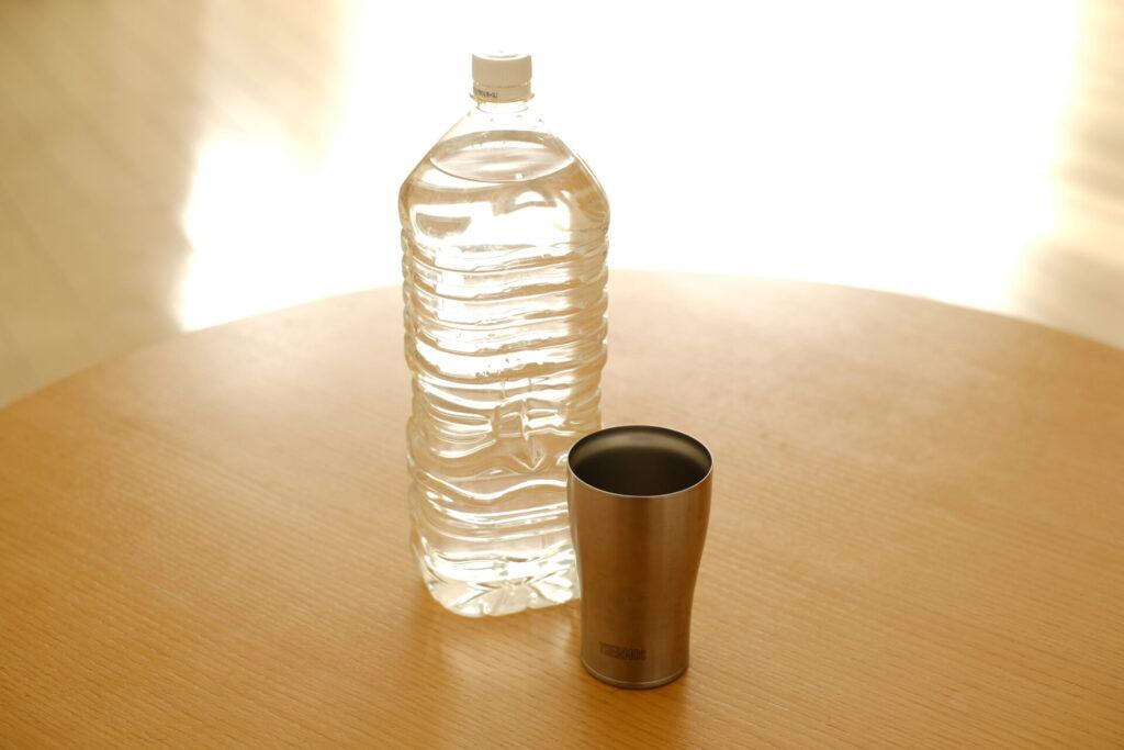 【健康のための習慣】水を1日2リットル飲む